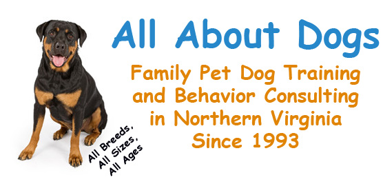 All About Dogs - Professional Dog Training and Behavior Consulting since 1993