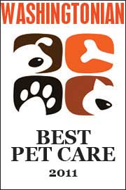 Washingtonian pet care icon